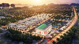 Dự án trung tâm thương mại Vincom Cẩm Phả: Chủ đầu tư chọn HVC Group là tổng thầu cơ điện