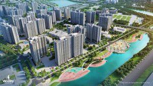 Tòa nhà cao tầng S12 tại dự án Vinhomes Ocean Park (Gia Lâm – Hà Nội)