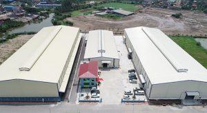 Mở rộng quy mô sản xuất, HVC Group tiếp tục đầu tư dây chuyền máy móc hiện đại cho nhà máy tại Hưng Yên