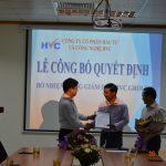 HVC ME bổ nhiệm Giám đốc mới