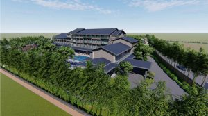 HVC ME tổng thầu thi công cơ điện dự án khách sạn cao cấp 4 sao Mỹ An tại Huế