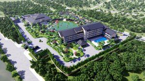 Tổng thầu thi công cơ điện dự án khách sạn cao cấp 4 sao Mỹ An tại Huế