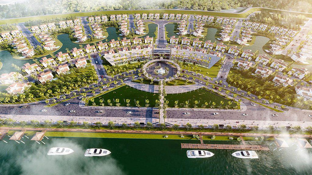 HVC Group trúng thầu hệ thống cơ điện dự án Sunshine Heritage Resort – dự án đẳng cấp phía Tây Bắc Hà Nội