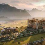 HVC Group nhận thông báo trao thầu dự án 5 sao APEC Mandala Sky Villas Hòa Bình