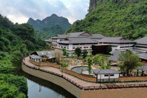 HVC Group nhận thông báo trúng thầu dự án Khu nghỉ dưỡng Yoko Onsen Quang Hanh