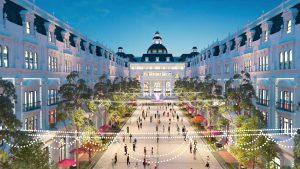 Dự án Danko City Thái Nguyên: HVC Group trúng tổng thầu cơ điện Trung tâm thương mại Danko Plaza